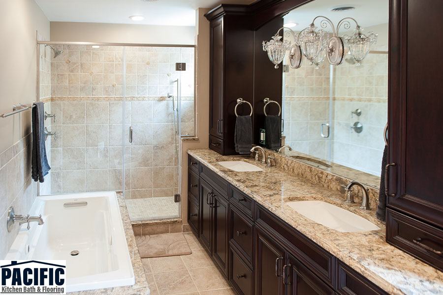 Pacific Kitchen Bath Flooring Remodeling Renew Home Reface Building Custom Kitchen Bathroom Remodel Collection