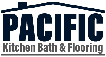 Pacific Kitchen Bath & Flooring Logo